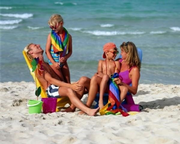 7 причин вибрати Кіпр для відпочинку з дітьми!