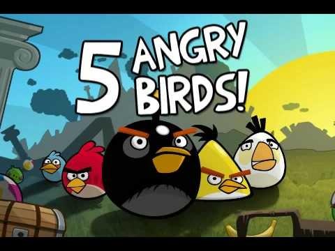 У Китаї відкриють парк розваг Angry Birds